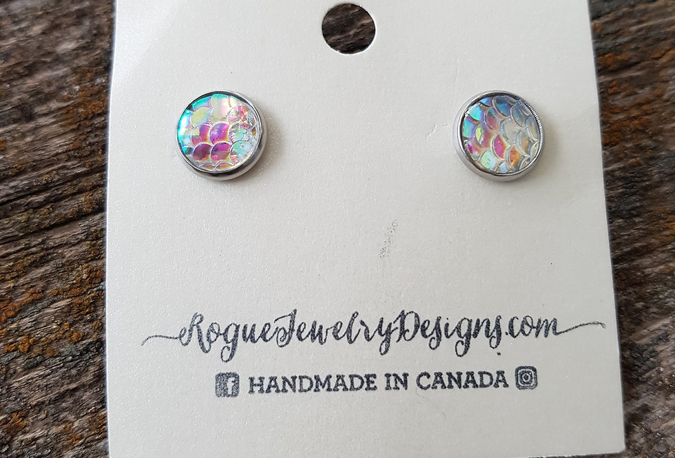 10mm Aurora scale studs