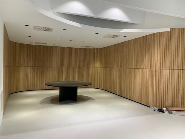 Boiserie Showroom