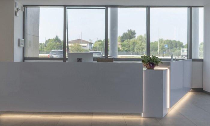 Uffici, Banconi Reception