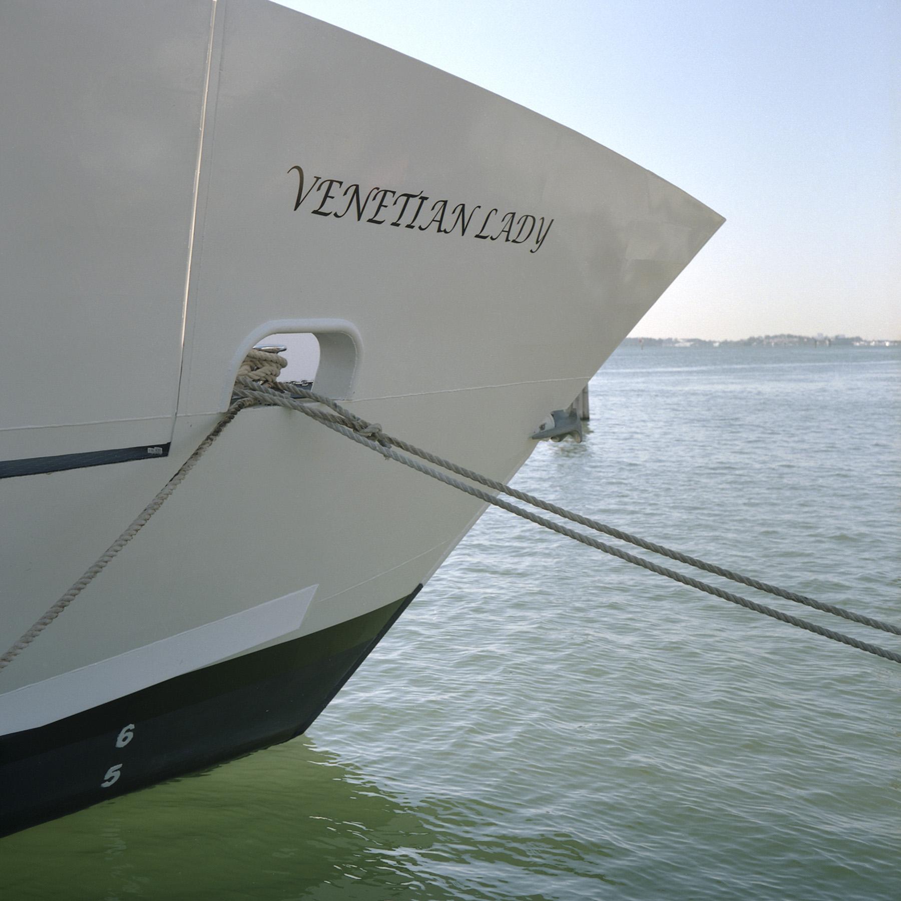 venetian lady