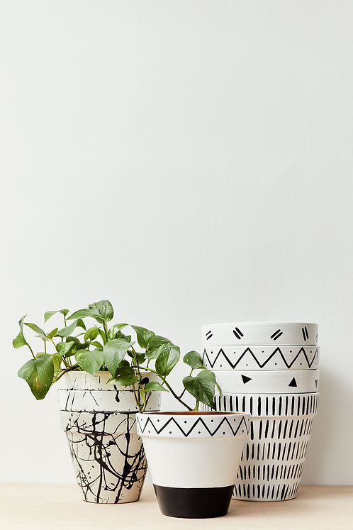 XL plant pots