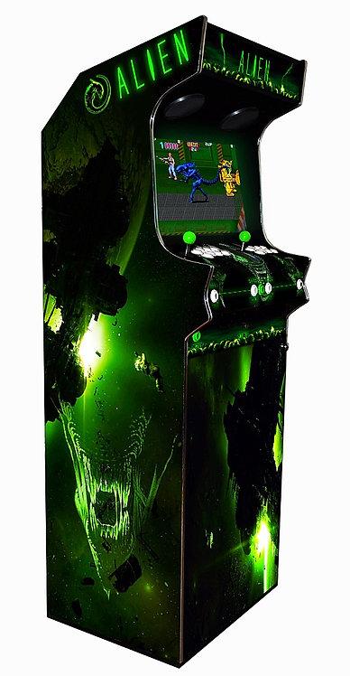 Borne D'arcade Alien 600 jeux avec Monnayeur