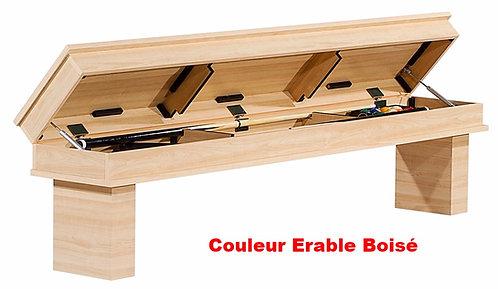 Coffre-Banc Pour Table de Billard Amovible