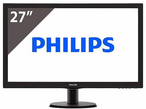 "Moniteur Philips 27"" LED"