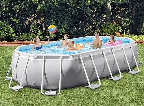 piscine tubulaire 5.03m x 2m74 x 1m22
