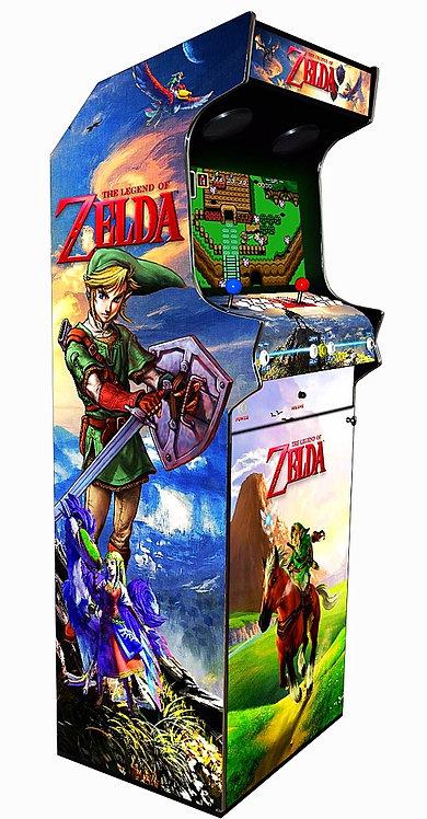 Borne D'arcade (Zelda 1) 600 Jeux