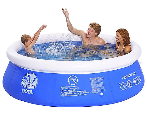 Piscine Gonflable Ronde 240 x 63 cm