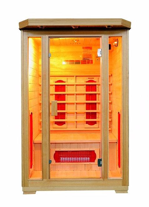 Cabine Sauna Infrarouge 2 Places