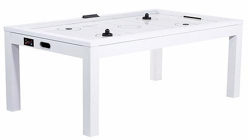 Table de Air Hockey Convertible en Table a Manger
