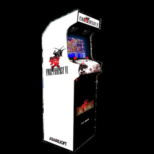 Borne D'arcade Final Fantasy 600 jeux avec Monnayeur