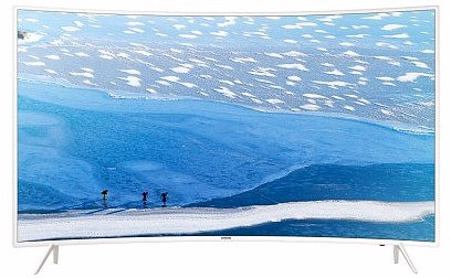 Tv LED UHD 4K Samsung Curved 125cm