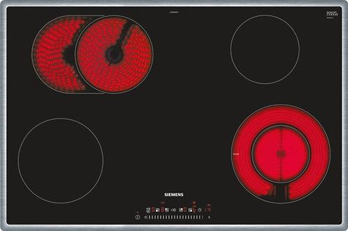 Taque Vitrocéramique 80cm Siemens