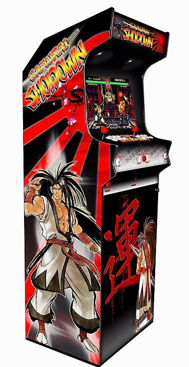 Borne D'arcade Samourai Shodown 10000 Jeux
