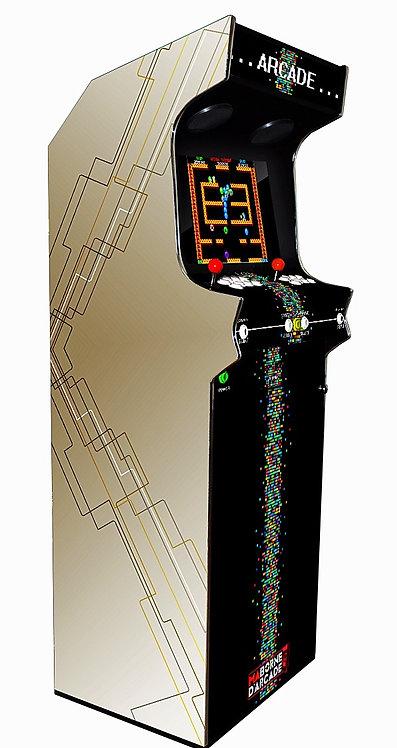 Borne D'arcade Rétroline 600 jeux avec Monnayeur