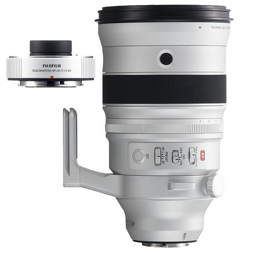 Objectif Fujifilm 200mm f2