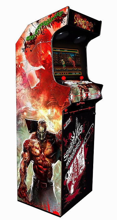 Borne D'arcade Splatter House 10000 Jeux