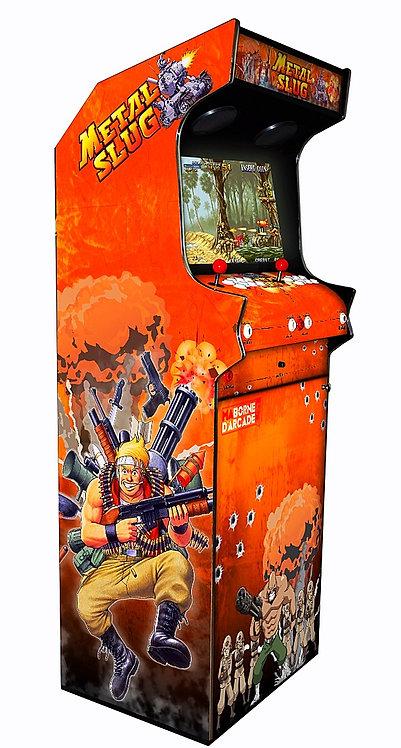 Borne D'arcade Metal Slug 600 Jeux