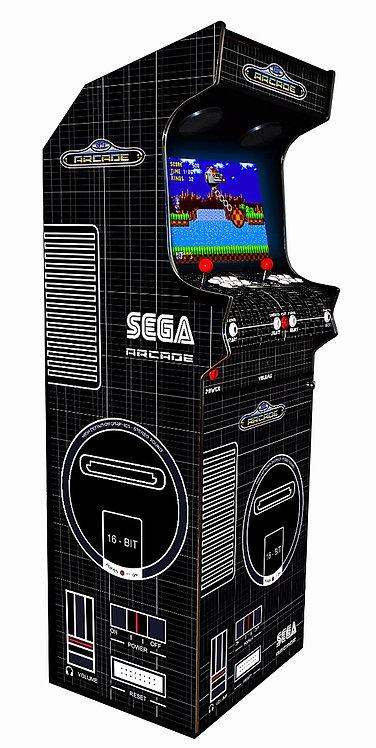 Borne D'arcade MegaDrive 600 Jeux