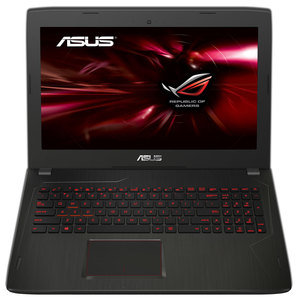 "Notebook Asus ROG 15.6"", Intel Core I7, 8GB, 256GB SSD,1TB ,GTX1060, 3GB"