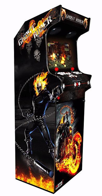 Borne D'arcade Ghost Rider 600 jeux avec Monnayeur