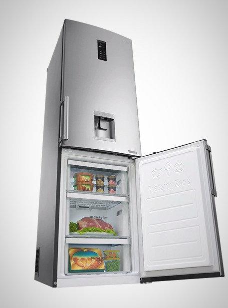 Combi LG 1m90 A++ avec distributeur d'eau
