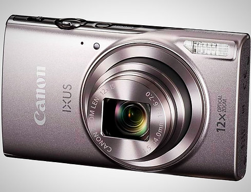 Appareil Photo Compact Canon 20.2MP