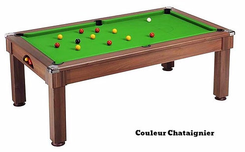 Billard Pool Anglais Mixte Table 7Ft