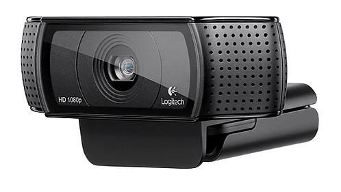 Web-Cam HD Pro Logitech 15MP