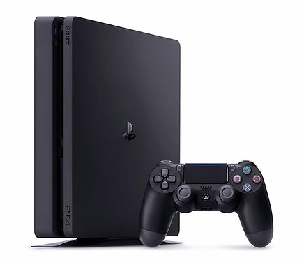 PS4 Slim 1TB Black