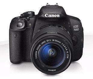 Appareil Photo REFLEX Canon 700D