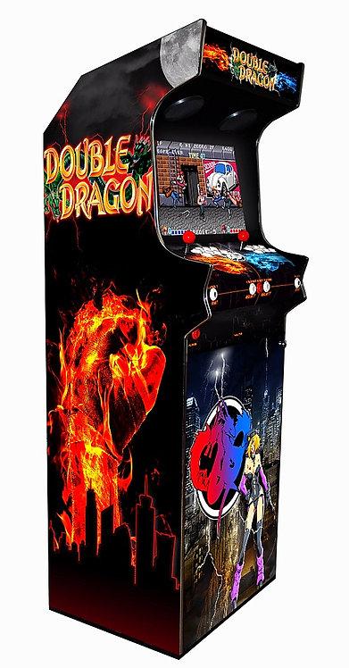 Borne D'arcade Double Dragon 600 jeux avec Monnayeur