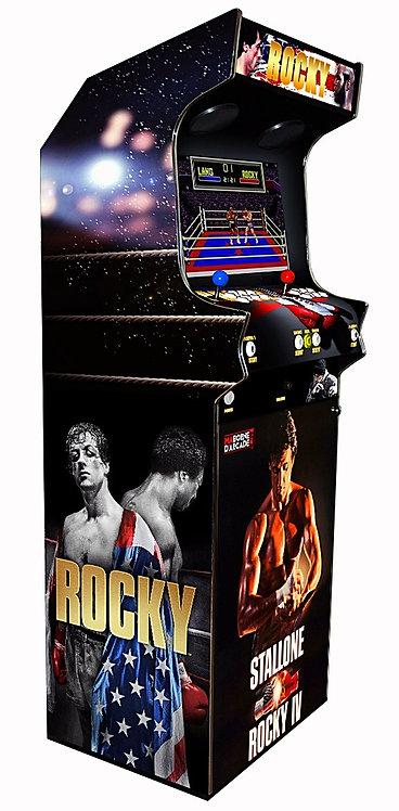 Borne D'arcade Rocky  600 Jeux