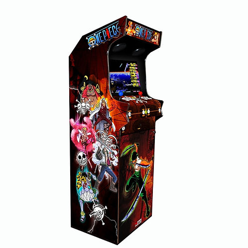 Borne D'arcade One Piece 600 Jeux