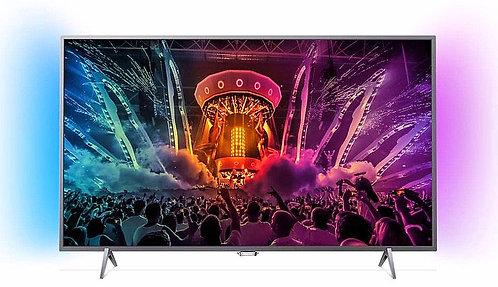 TV LED UHD 4K Philips 139cm Ambiligh SmartTV