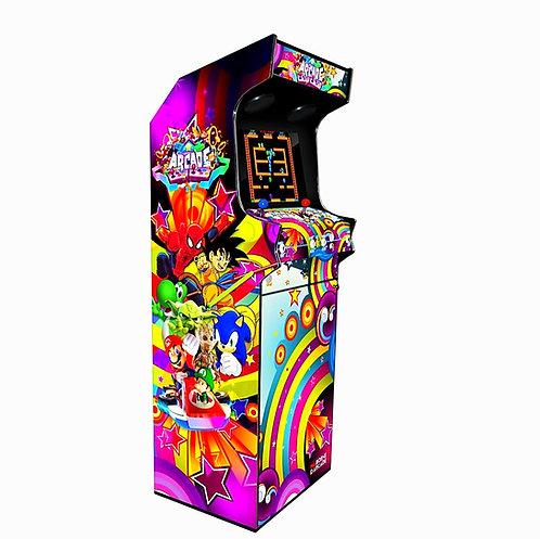 Borne D'arcade Colorful 600 jeux avec Monnayeur