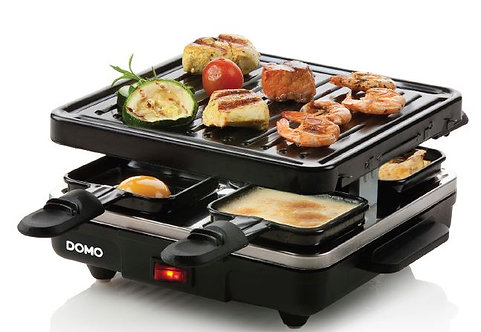 DOMO ′JUST US′ RACLETTE GRILL