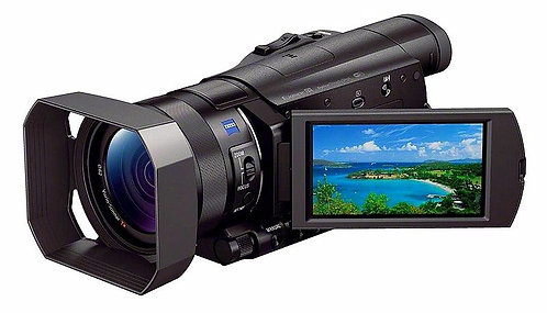 Camera Sony Handycam 4K 21.6MP