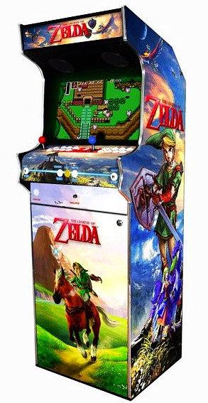 Borne D'arcade (Zelda 1) 6000 Jeux