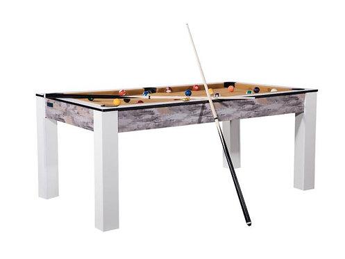 Billard Convertible en Table 7Ft Atelier