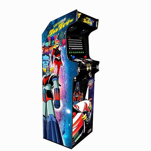 Borne D'arcade Goldorak 600 Jeux