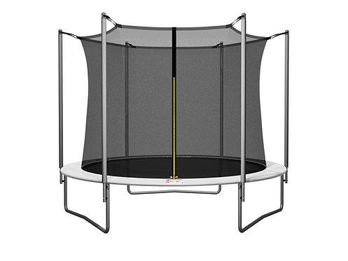 Trampoline Semi-Pro Ø 2.44m Avec Filet de Protection