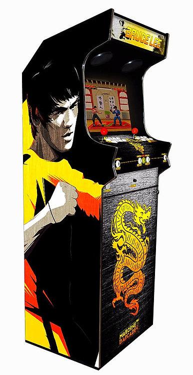 Borne D'arcade Bruce Lee 600 Jeux