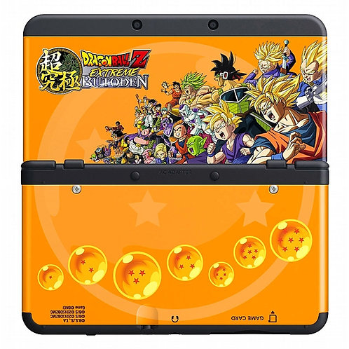 Console New Nintendo 3DS Dragonball Z Extreme Butoden