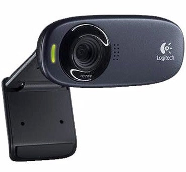 Web-Cam Logitech 6MP