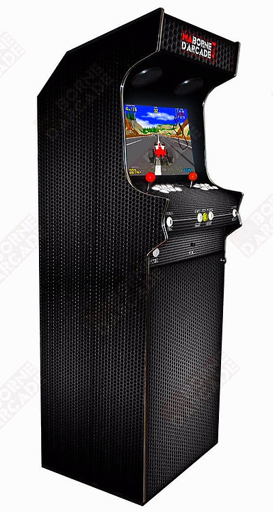 Borne D'arcade Carbon 600 jeux avec Monnayeur