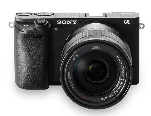 Appareil Photo Reflex Sony A6300 + Objectif 18135 Zoom Lens