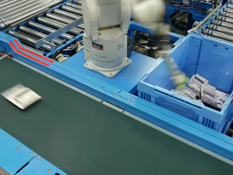 How Robotics are Solving the Sorting Crisis