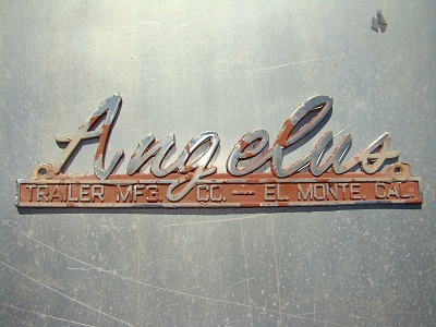 angelus travel trailer