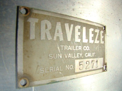 traveleze trailer co.