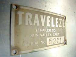 traveleze trailer co.